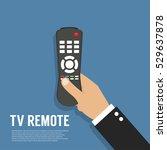 vector remote control | Shutterstock .eps vector #529637878
