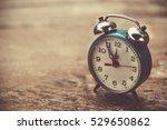 Vintage Alarm Clock Nearly...