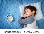 Six Years Old Child Sleeping In ...