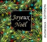 Joyeux No  L   Text In French...