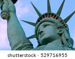 The Statue Of Liberty Is A...