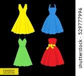 vector illustration of a... | Shutterstock .eps vector #529777996