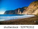 beautiful beach playa de los...   Shutterstock . vector #529792312