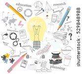 intellectual property  idea ...   Shutterstock .eps vector #529848988
