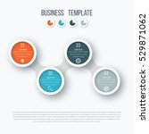 infographics timeline template...   Shutterstock .eps vector #529871062