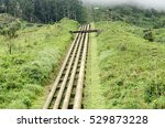 pen stock  munnar  kerala  india   Shutterstock . vector #529873228