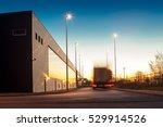 warehouse | Shutterstock . vector #529914526