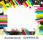 school and office supplies | Shutterstock . vector #529959376