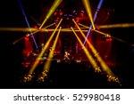 Geometrical Concert Lights ...