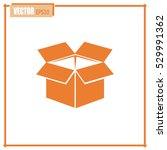 vector icon box   Shutterstock .eps vector #529991362