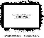 vector grunge frame.grungy... | Shutterstock .eps vector #530005372