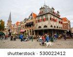 hoorn  netherlands   october 08 ... | Shutterstock . vector #530022412