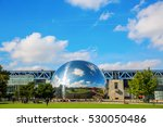paris  france   october 15 ... | Shutterstock . vector #530050486