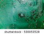 circuit board | Shutterstock . vector #530053528