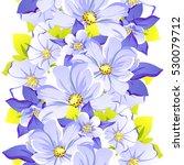 vintage delicate invitation... | Shutterstock .eps vector #530079712