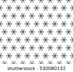 black and white color seamless... | Shutterstock . vector #530080132
