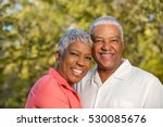 happy matue couple | Shutterstock . vector #530085676