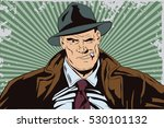 stock illustration. people in... | Shutterstock .eps vector #530101132