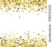 abstract pattern of random... | Shutterstock .eps vector #530151622