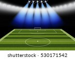 football  stadium  soccer ... | Shutterstock . vector #530171542
