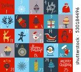 Advent Christmas Calendar....