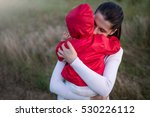 portrait of beautiful young... | Shutterstock . vector #530226112