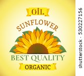 natural organic best quality... | Shutterstock .eps vector #530227156