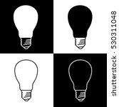 lightbulb vector design | Shutterstock .eps vector #530311048