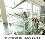 Young Business People Climb The ...