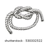 marine knot | Shutterstock . vector #530332522