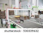 factory workshop for the... | Shutterstock . vector #530339632