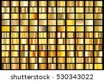 gold gradient background vector ... | Shutterstock .eps vector #530343022