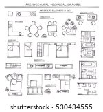 professional architectural...   Shutterstock .eps vector #530434555