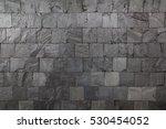Black Stone Tiles Texture