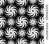 seamless creative hand drawn... | Shutterstock .eps vector #530463202