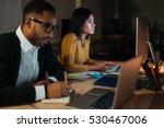 photo of african businessman... | Shutterstock . vector #530467006