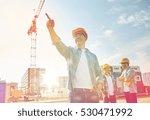 business  building  teamwork... | Shutterstock . vector #530471992