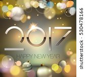 new year 2017. pf 2017. pour... | Shutterstock .eps vector #530478166
