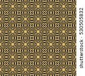 damask floral seamless... | Shutterstock .eps vector #530505832