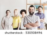 business  startup  people and... | Shutterstock . vector #530508496