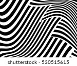 curved abstract  vector lines ... | Shutterstock .eps vector #530515615