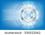 vector communication concept... | Shutterstock .eps vector #530522062