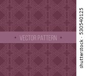seamless geometrical vintage...   Shutterstock .eps vector #530540125
