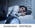 young beautiful hispanic woman... | Shutterstock . vector #530558266