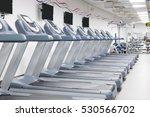 image of treadmills in a...   Shutterstock . vector #530566702