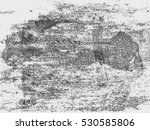 aged halftone abstract lines... | Shutterstock . vector #530585806
