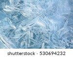 ice blue background | Shutterstock . vector #530694232