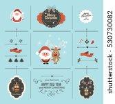 christmas | Shutterstock .eps vector #530730082