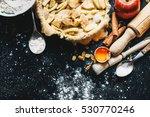 Baking Process  Ingredients Fo...