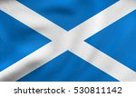 scottish national official flag.... | Shutterstock . vector #530811142